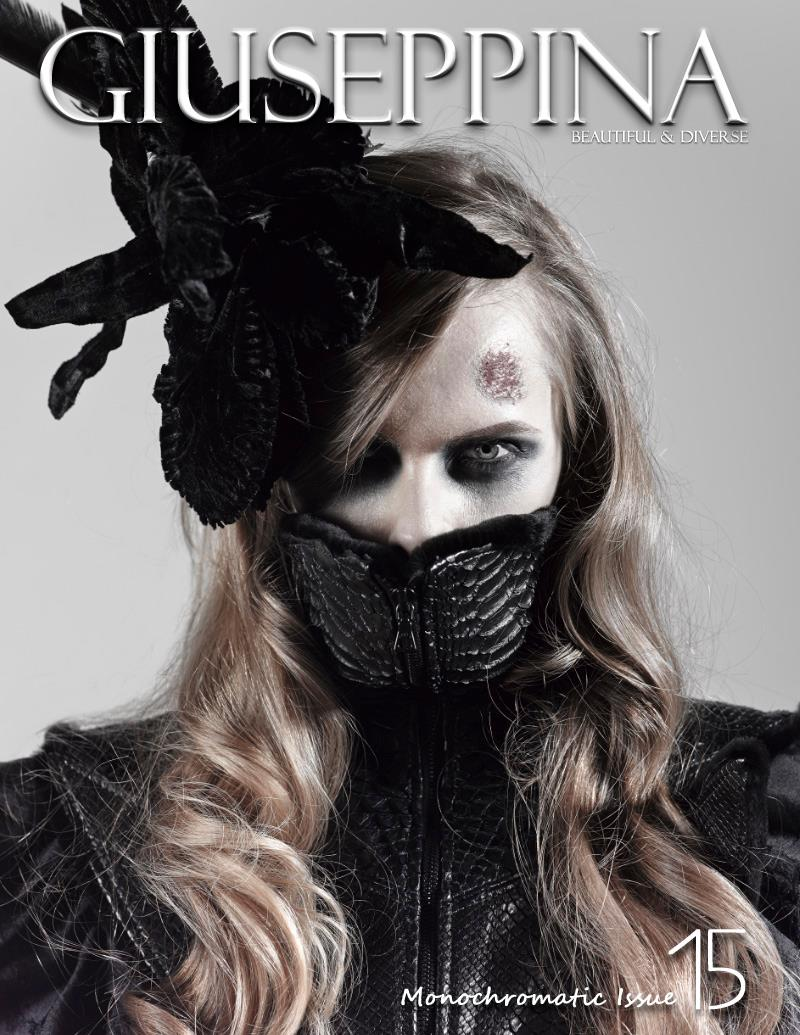 GIuseppina Magazine Cover